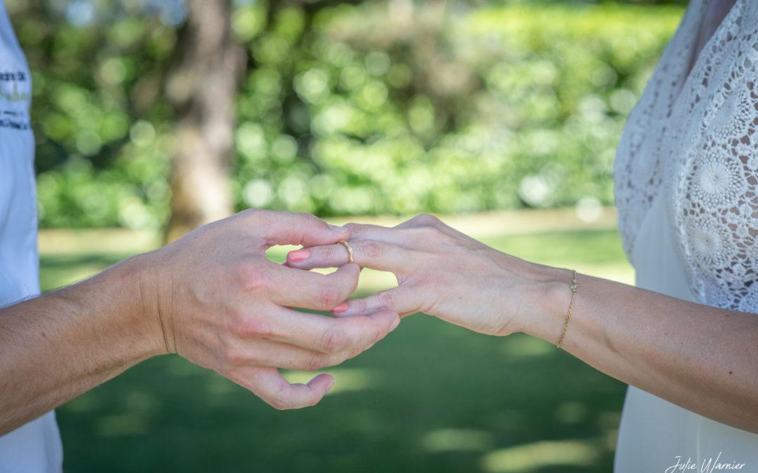 echange alliances mariage bordeaux