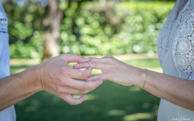 Une organisation de mariage partielle pour une tranquillité complète