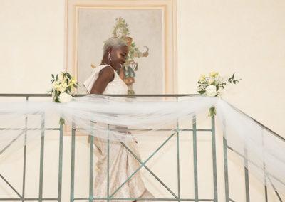 Jolie mariée par Mademoiselle Loyal