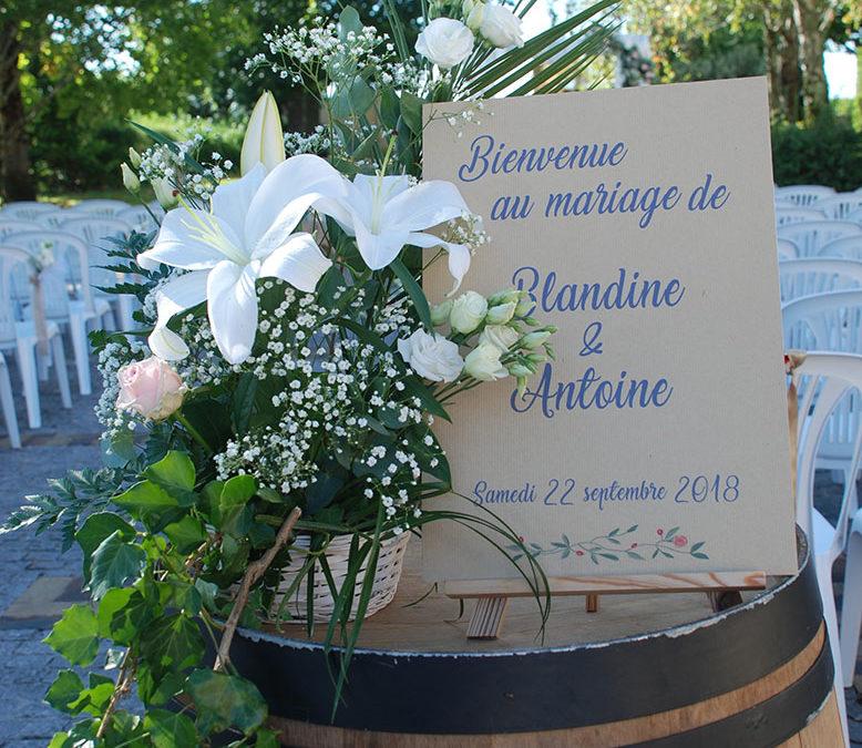 Blandine & Antoine