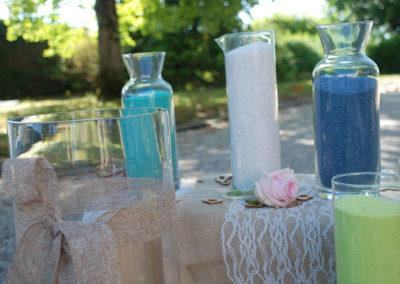 Contenants, vases, bocaux...