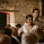 Retour sur un mariage plein d'émotion en Dordogne