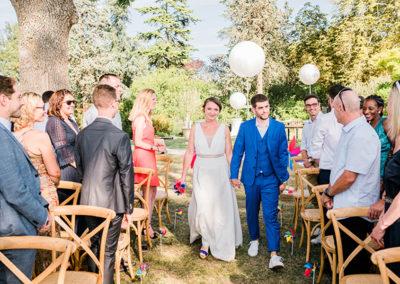 Mariage cérémonie laïque sur mesure