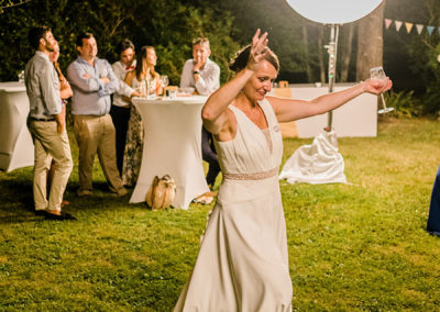 danse de la mariée par mademoiselle loyal