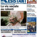Article de presse - Les mariages en confinement