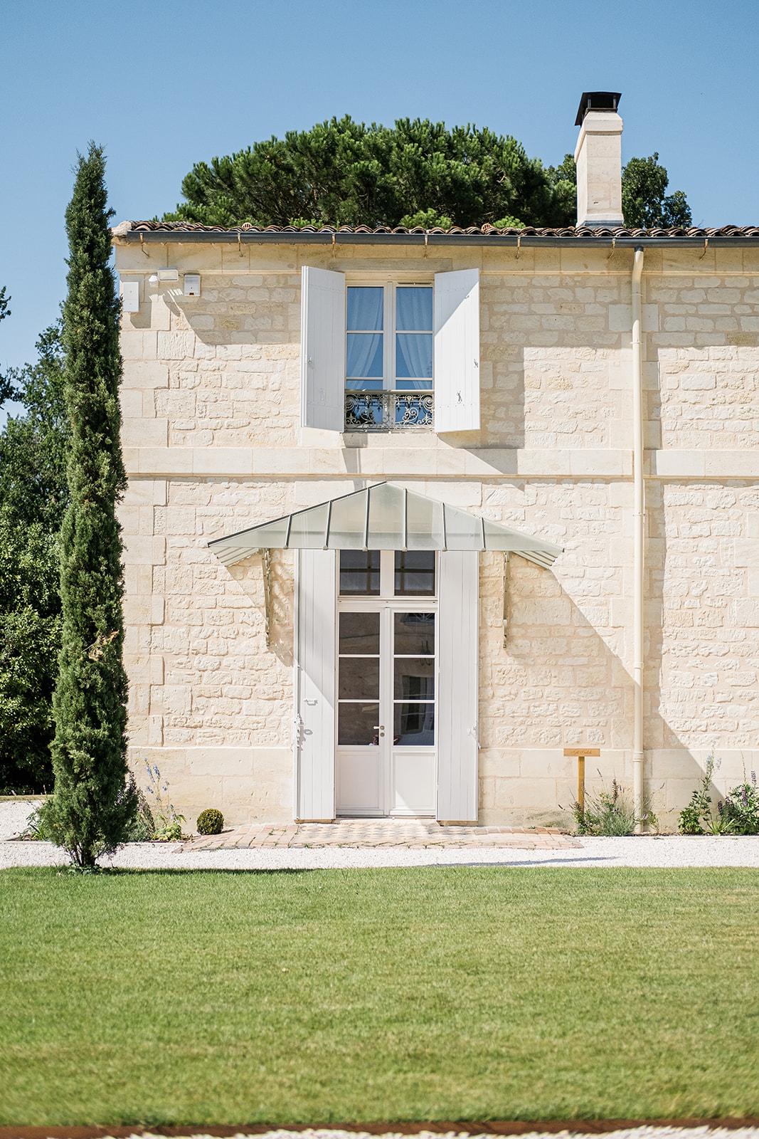Mariage au château Gassies à Bordeaux