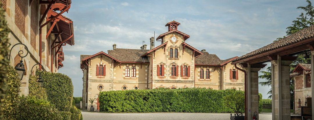 château Giscours mariage