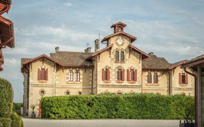 Mariage élégant au cœur des vignes du Médoc, près de Bordeaux