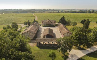 Mariage près de Bordeaux au cœur des vignes du renommé Château Giscours