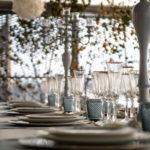 Inspiration d'ambiance tout en élégance pour les mariages en hiver