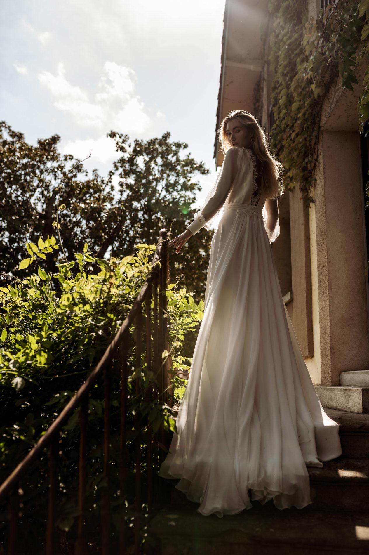 robe de mariée collection ncv