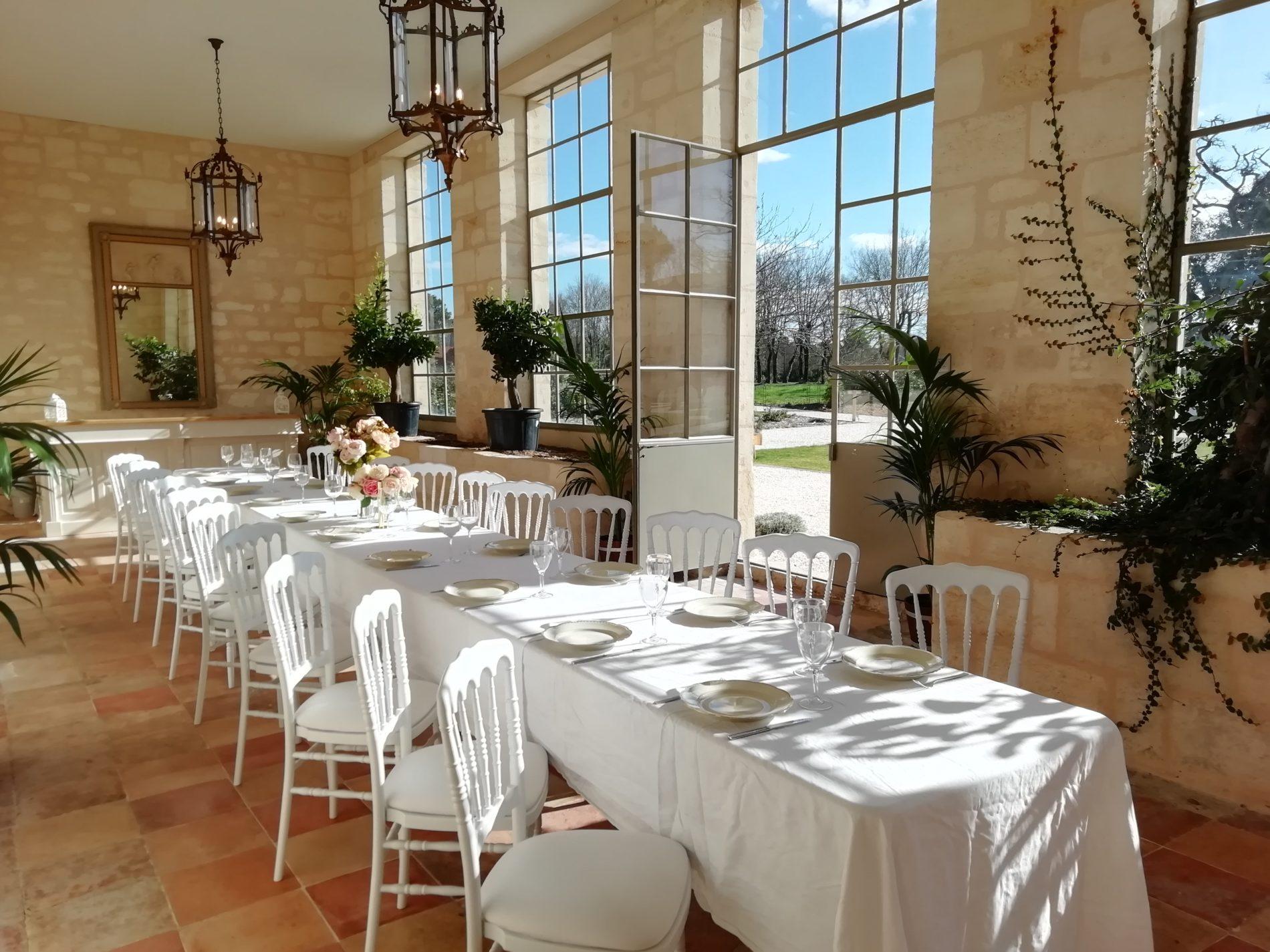 salle de reception mariage gassies