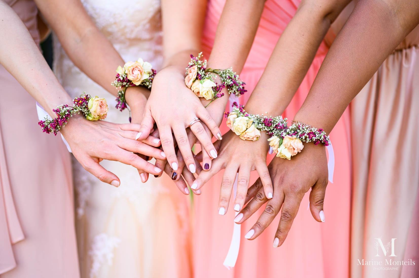 bracelets temoins mariage