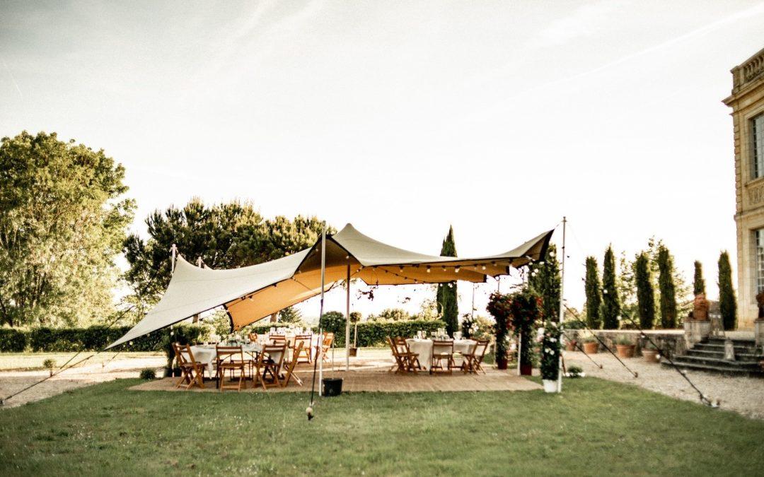 installation mariage tente reception events tent concept