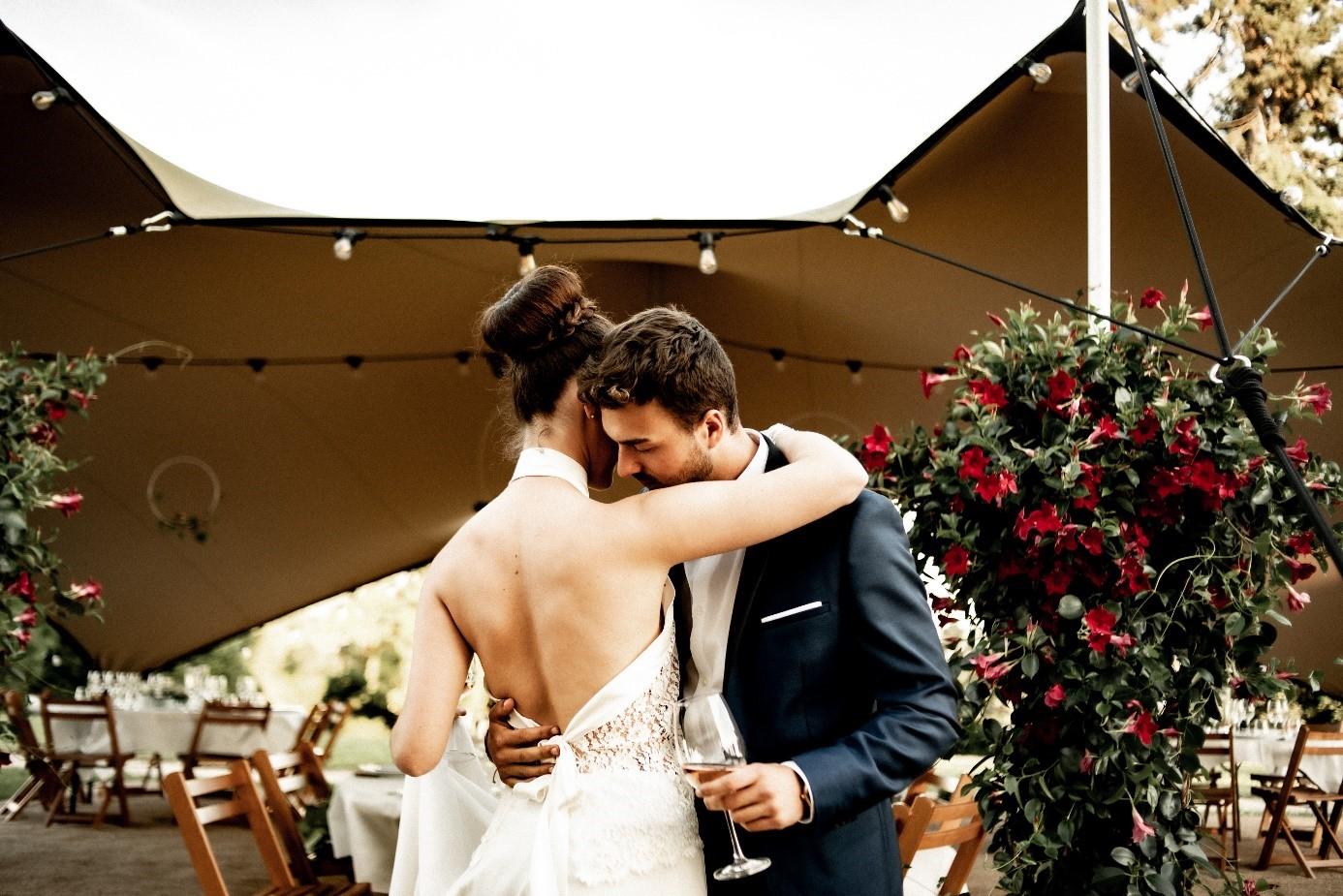 mariage sous tente events tent concept